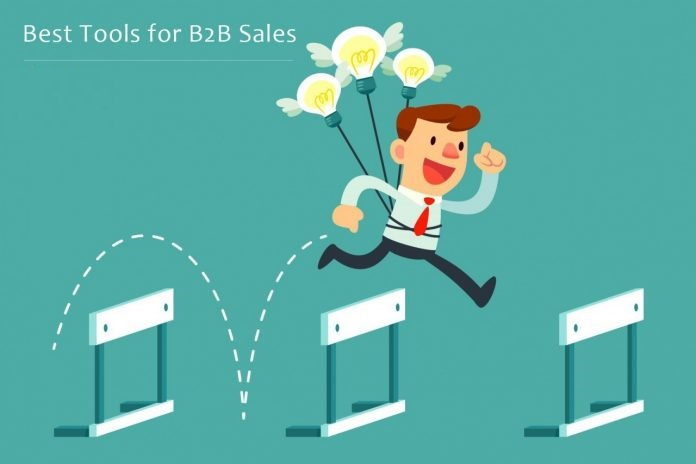 tools for B2B sale