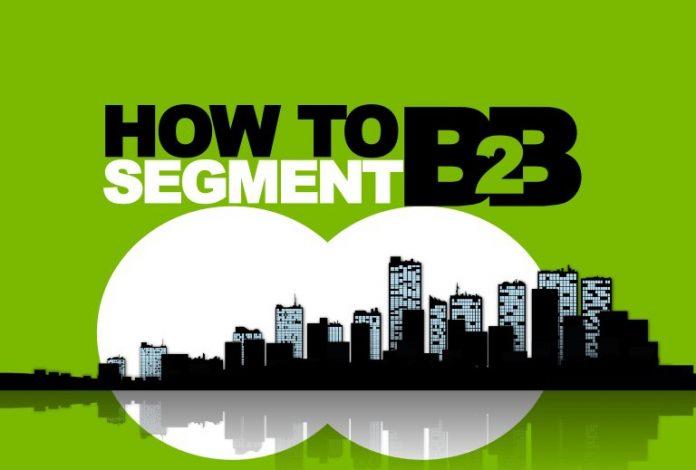 B2B market segments