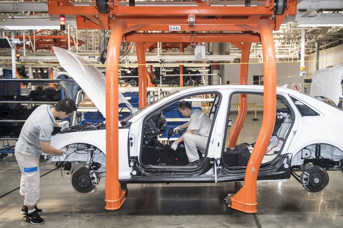 Insights about Chinese Automobile Industry Sales in 2020