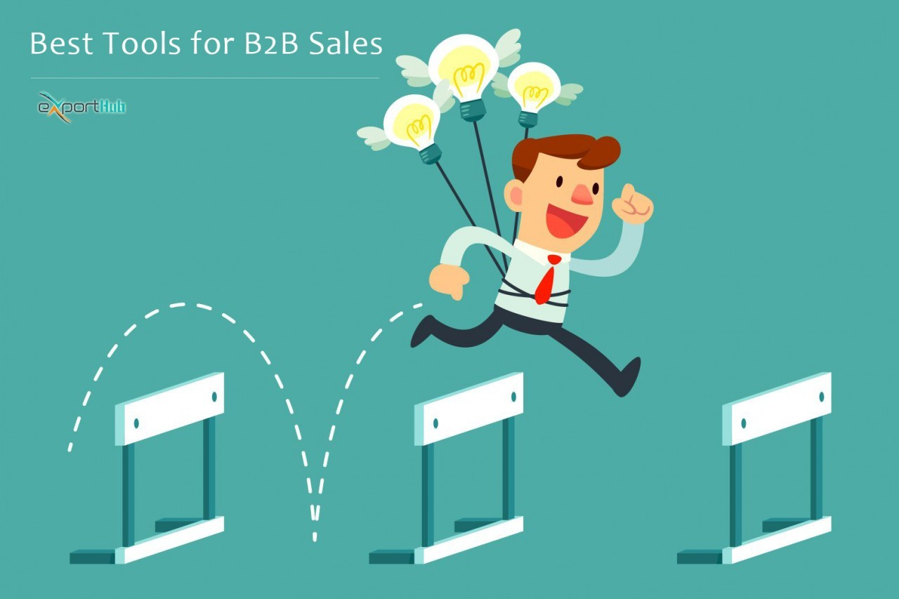 5 Optimal Tools for B2B Sales Professionals